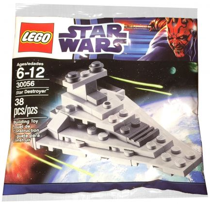 LEGO Star Wars 30056 Star Destroyer (Polybag)
