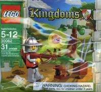 LEGO Kingdoms 30062 Le tir à la cible (Polybag)