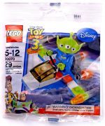 LEGO Toy Story 30070 Vaisseau Spacial Alien (Polybag)