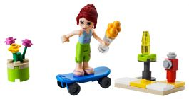 LEGO Friends 30101 Le skateboard de Mia (Polybag)