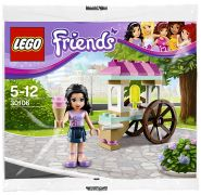 LEGO Friends 30106 Le stand de glaces (Polybag)