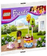 LEGO Friends 30107 Birthday Party (Polybag)