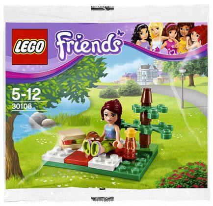 LEGO Friends 30108 Summer Picnic (Polybag)