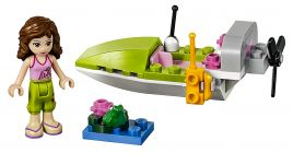 LEGO Friends 30115 Jungle Boat (Polybag)