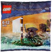 LEGO Pirates des Caraïbes 30131 Jack Sparrow's Boat (Polybag)