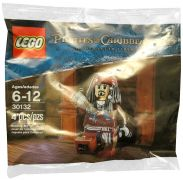 LEGO Pirates des Caraïbes 30132 Captain Jack Sparrow (Polybag)
