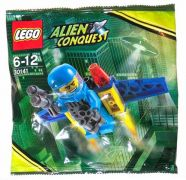 LEGO Alien Conquest 30141 Jetpack (Polybag)