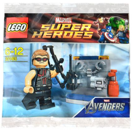 LEGO Marvel Super Heroes 30165 Hawkeye with equipment (Polybag)
