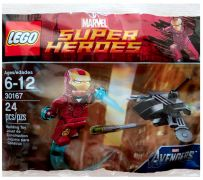 LEGO Marvel Super Heroes 30167 Iron Man vs. Fighting Drone (Polybag)