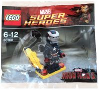 LEGO Marvel Super Heroes 30168 Gun mounting system (Polybag)