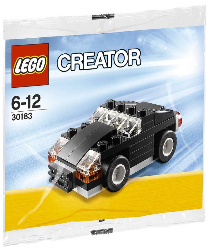 lego creator 30183 pas cher la petite voiture polybag. Black Bedroom Furniture Sets. Home Design Ideas