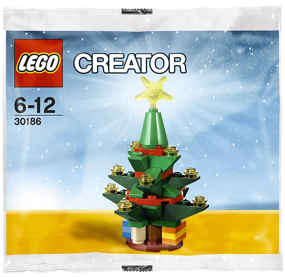 Lego creator 30186 pas cher le sapin de no l polybag - Sapin de noel le moins cher ...