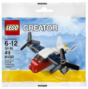 LEGO Creator 30189 L'avion de transport
