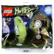 LEGO Monster Fighters 30201 - Ghost (Polybag) pas cher