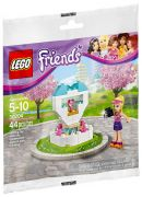 LEGO Friends 30204 La fontaine à souhaits (Polybag)
