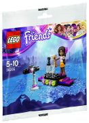 LEGO Friends 30205 Le tapis rouge de la Pop Star (Polybag)