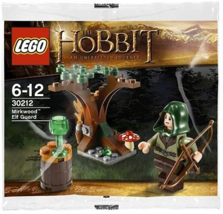 LEGO Le Hobbit 30212 Mirkwood Elf Guard