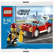LEGO City 30221 Fire Car (Polybag)