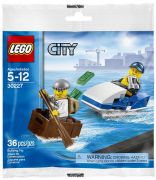 LEGO City 30227 Police Watercraft (Polybag)