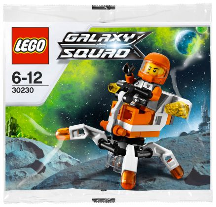 LEGO Galaxy Squad 30230 Mini Mech (Polybag)