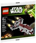 LEGO Star Wars 30242 Republic Frigate (Polybag)