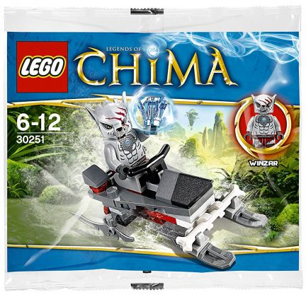 LEGO Chima 30251 Winzar's Pack Patrol (Polybag)