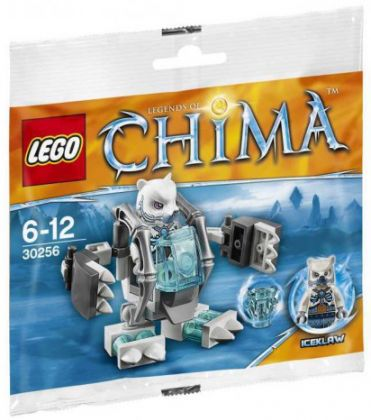 LEGO Chima 30256 Mecha Ours des glaces (Polybag)