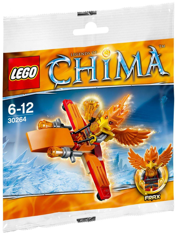 30264 Phénix Fraxpolybag Lego Le Planeur De Chima tBQdChxsr
