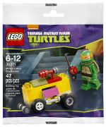 LEGO Tortues Ninja 30271 Mikey's Mini-Shellraiser (Polybag)