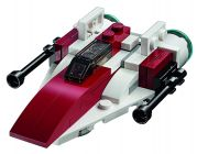 LEGO Star Wars 30272 A-Wing Starfighter (Polybag)