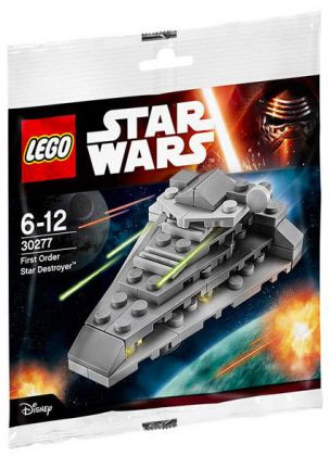 LEGO Star Wars 30277 First Order Star Destroyer (Polybag)