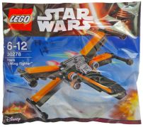 LEGO Star Wars 30278 Poe's X-wing Fighter (Polybag)