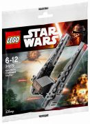 LEGO Star Wars 30279 Kylo Ren's Command Shuttle (Polybag)