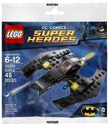 LEGO DC Comics Super Heroes 30301 - Batwing (Polybag) pas cher