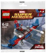 LEGO Marvel Super Heroes 30302 Spider-Man Glider (Polybag)