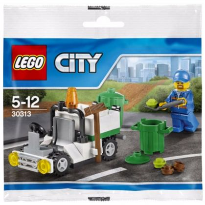 LEGO City 30313 Garbage Truck (Polybag)