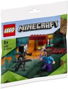 LEGO Minecraft 30331 The Nether Duel (Polybag)