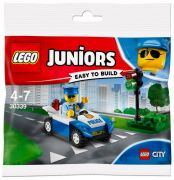 LEGO Juniors 30339 La police de la circulation (Polybag)