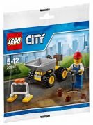LEGO City 30348 Mini Dumper (Polybag)