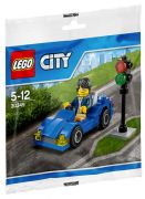 LEGO City 30349 La voiture de sport (Polybag)