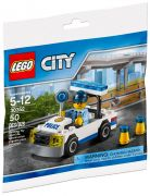 LEGO City 30352 La voiture de police (Polybag)