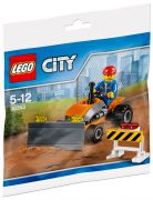 LEGO City 30353 Tracteur (Polybag)