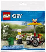 LEGO City 30356 Le stand de hot dog