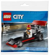 LEGO City 30358 Dragster (Polybag)