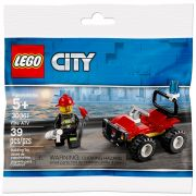 LEGO City 30361 Fire ATV (Polybag)