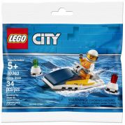 LEGO City 30363 Race Boat (Polybag)