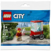 LEGO City 30364 Popcorn Cart (Polybag)
