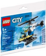 LEGO City 30367 Police Helicopter (Polybag)