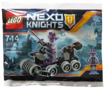 LEGO Nexo Knights 30378 La mini tête d'assaut (Polybag)