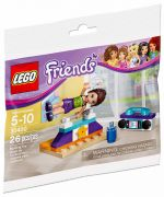 LEGO Friends 30400 Gymnastic Bar (Polybag)